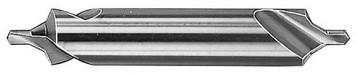Broca centrar DIN333 HSS B 60º 120º B