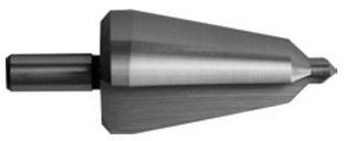 Step Drill straigth cut
