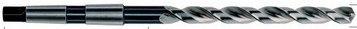 Taper shank drill DIN1870 HSS tipo NV