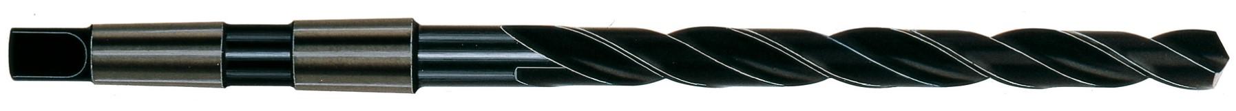 Taper shank drill DIN341 HSS tipo N