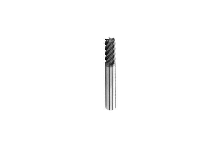 Fresa frontal metal duro AlTiN z6 N